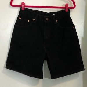 Levi's 551 Relaxed Fit Shorts